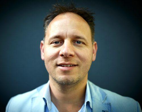 Jaap Kolk, programmamanager KC